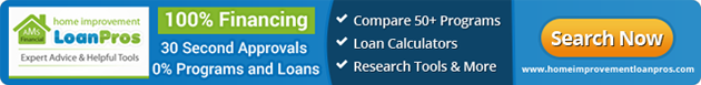 Home Improvement LoanPros